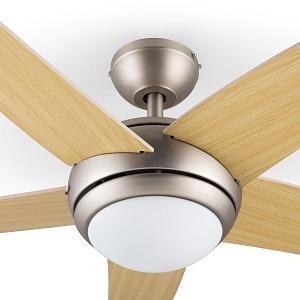 les meilleurs ventilateurs de plafond avec t l commande. Black Bedroom Furniture Sets. Home Design Ideas