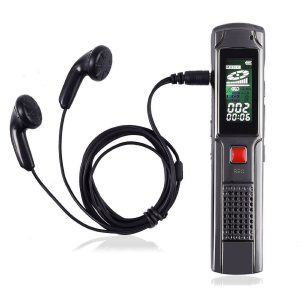 1.ESYNiC US Micro Voice Recorder