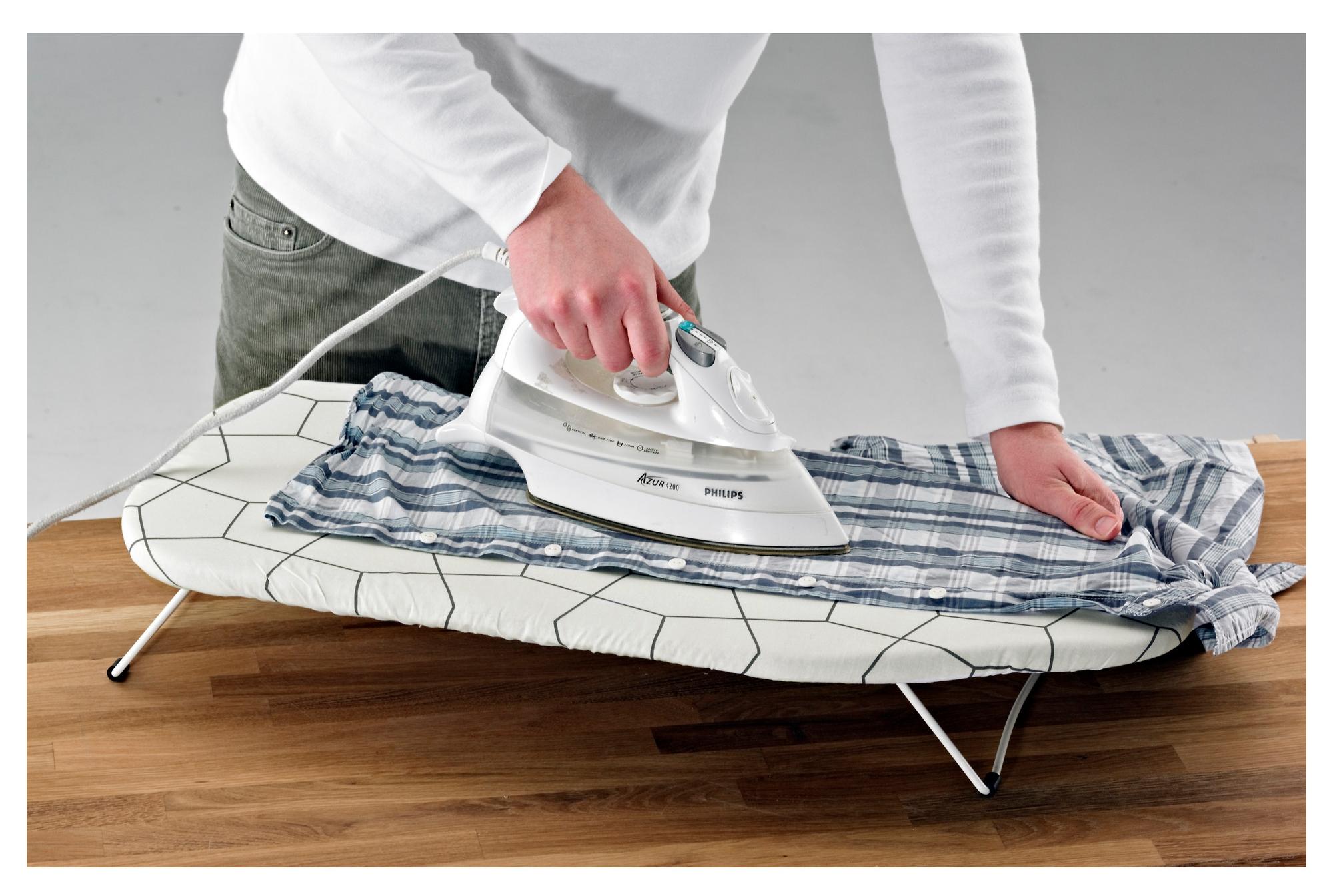 Leifheit Planche A Repasser Jeannette Mini Table De Repassage
