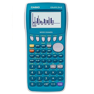 4.Casio Graph 25+ E