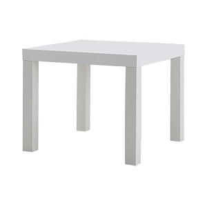 4.Ikea - table LACK