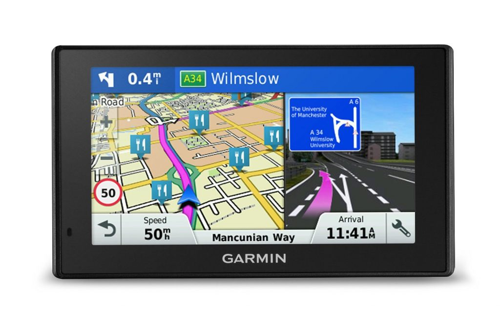 gps garmin drivesmart 50 cartes avis tests et prix en. Black Bedroom Furniture Sets. Home Design Ideas