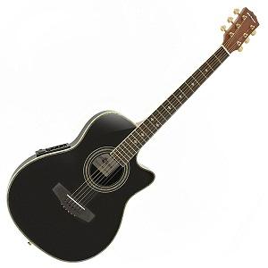 2-guitare-electro-acoustique-a-dos-rond-noir