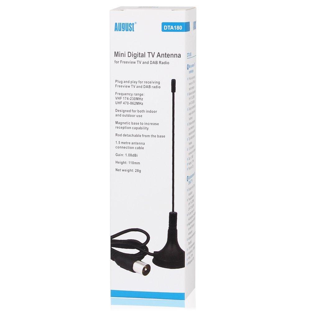 Mini antenne tnt guide d 39 achat pour choisir une bonne en for Meilleure antenne tnt hd interieure