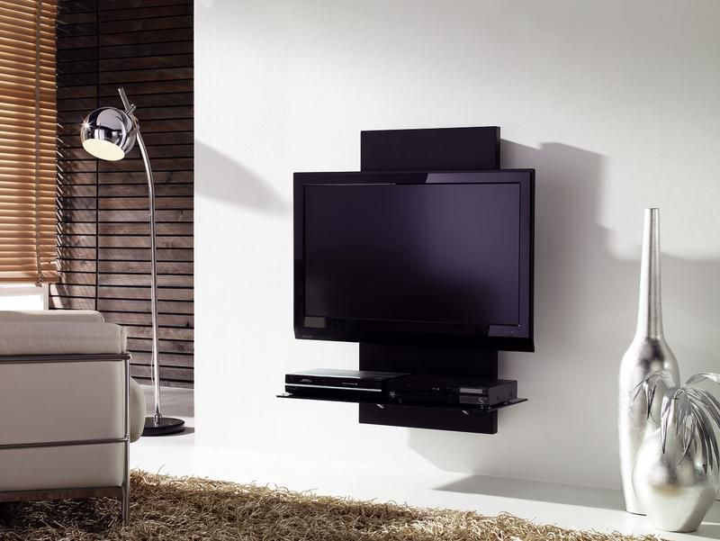flambant neuf support tv mural bois fy34 humatraffin. Black Bedroom Furniture Sets. Home Design Ideas