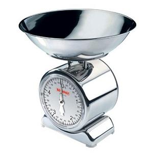 Nouveau 5 kg traditionnel de cuisine échelle bol rétro balance mécanique vintage