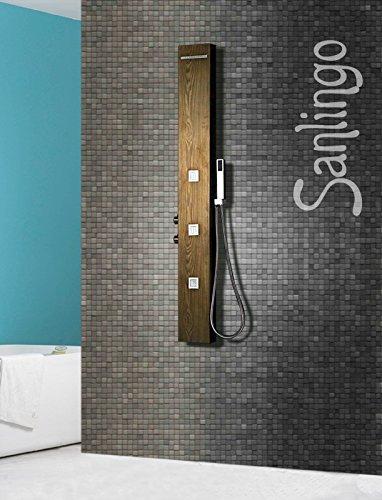 colonne de douche en bois guide d 39 achat pour choisir une. Black Bedroom Furniture Sets. Home Design Ideas