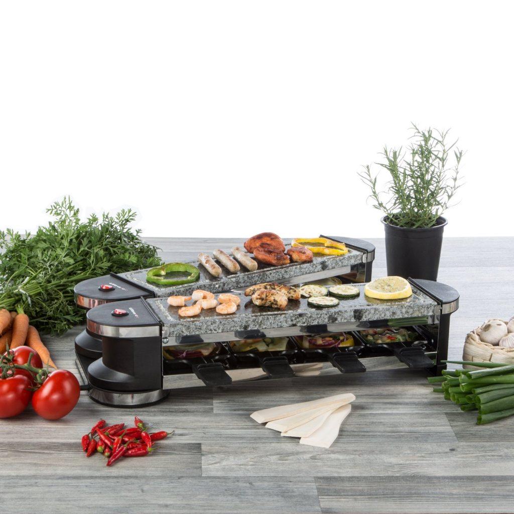 Appareil raclette pour 8 personnes guide d 39 achat en juin 2018 - Appareil a raclette pour deux ...