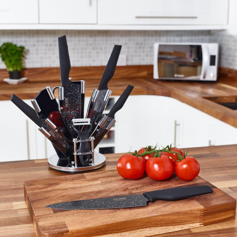 classement comparatif top sets de couteaux de cuisine. Black Bedroom Furniture Sets. Home Design Ideas