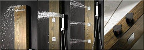 colonne de douche en bois guide d 39 achat pour choisir une bonne en ao t 2018. Black Bedroom Furniture Sets. Home Design Ideas