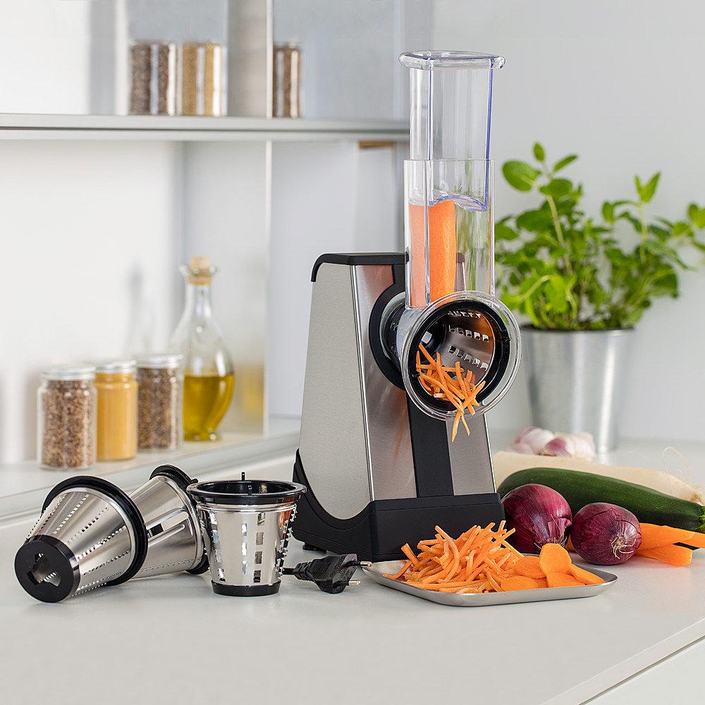 ᐅ Les Meilleures Râpes à Légumes électriques Comparatif En