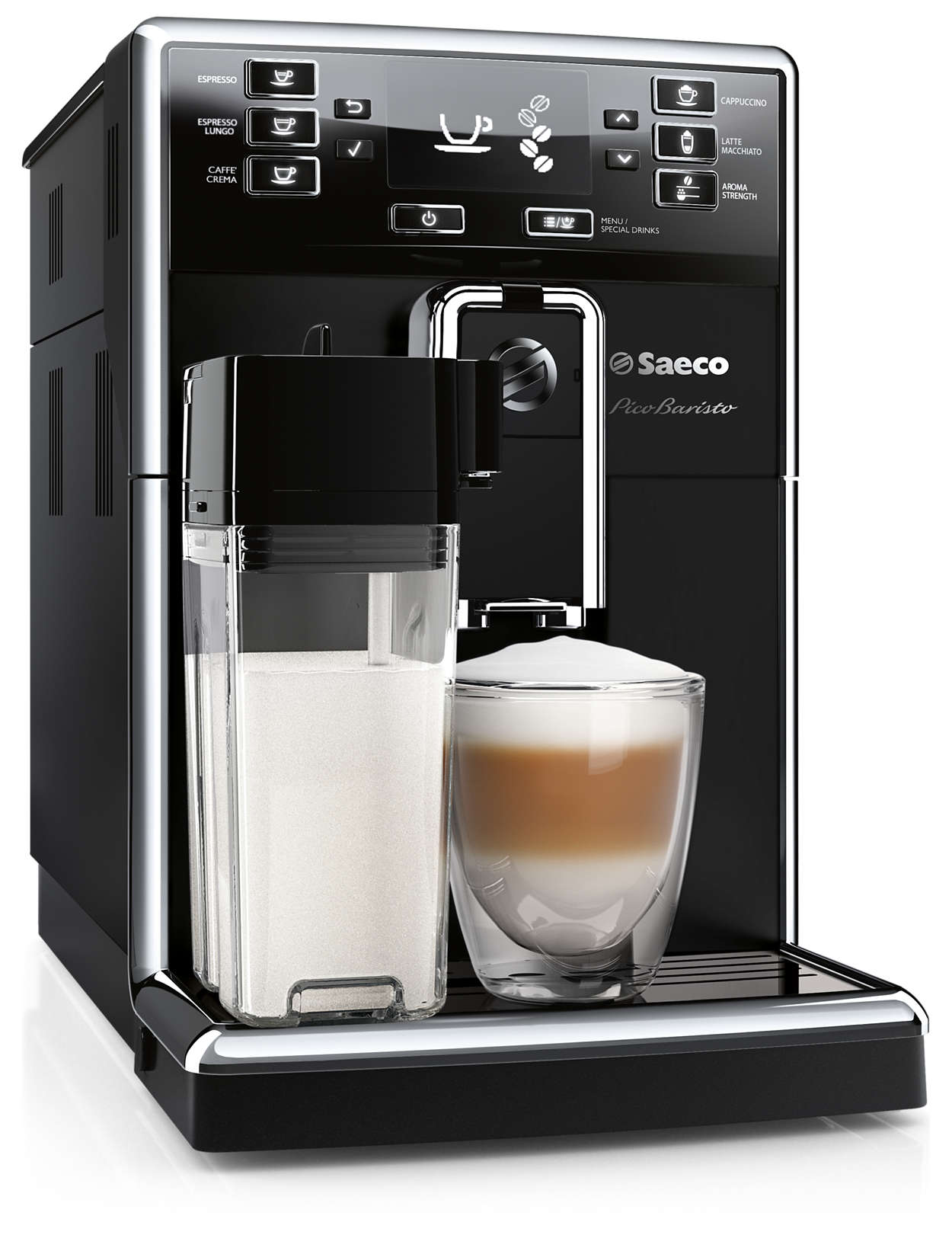 machine caf grain saeco guide d achat pour en. Black Bedroom Furniture Sets. Home Design Ideas