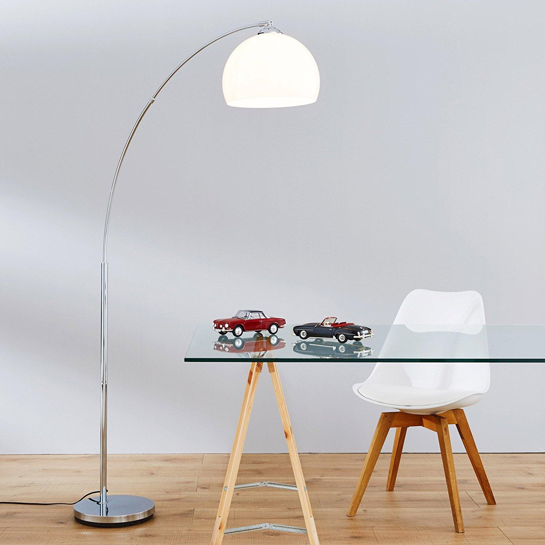Lampadaire puissant pour salon grande lampe pour salon ...
