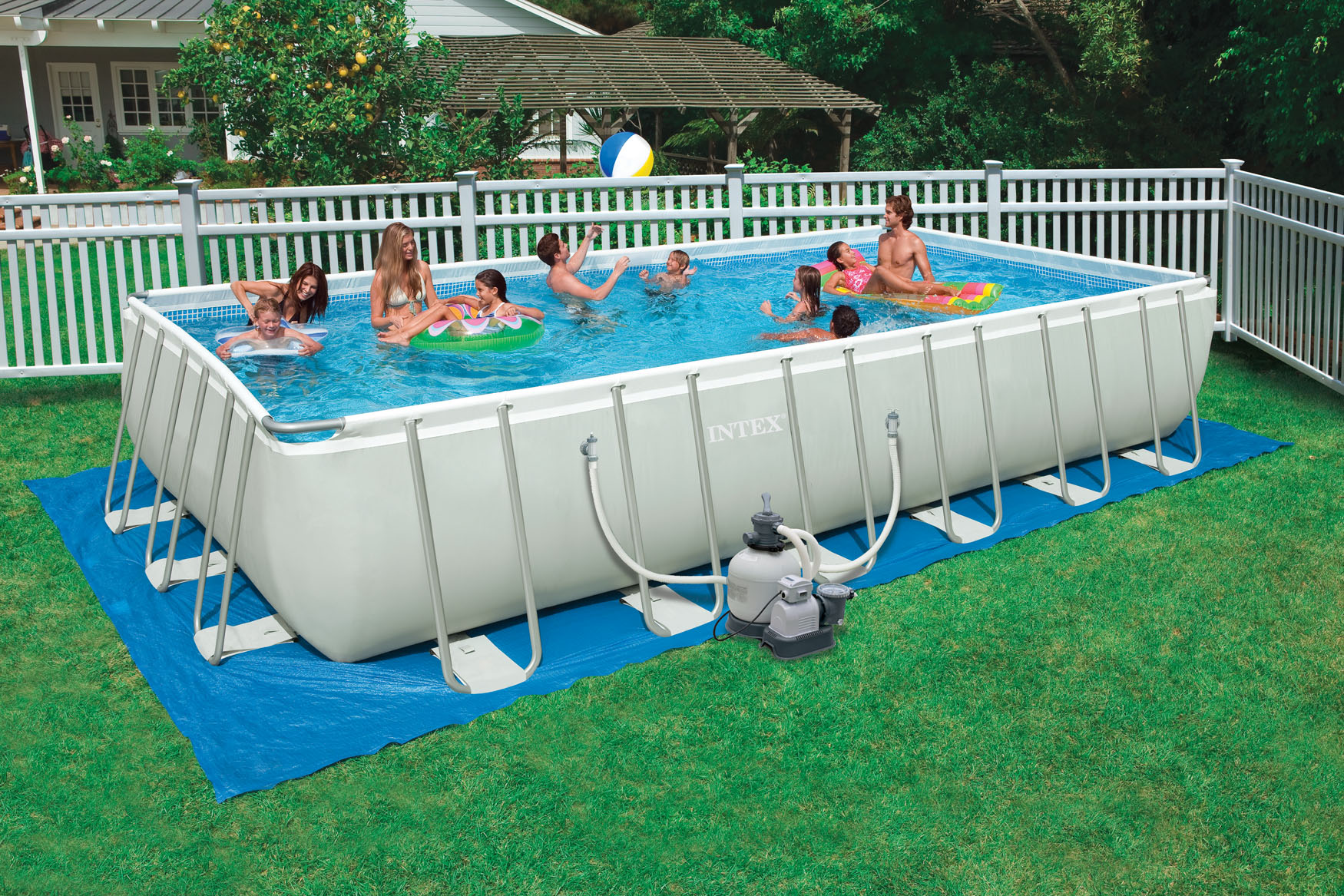 Comment Monter Une Piscine Hors Sol ▷ classement & guide d'achat : top piscines hors sol en avr