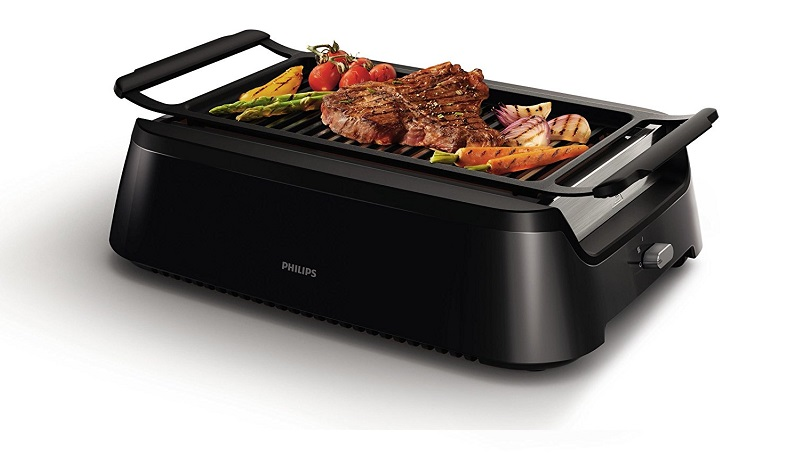 Barbecue sans fum e philips hd6370 90 avis tests prix en juill 2018 - Barbecue charbon sans fumee ...