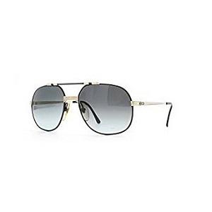 Christian Dior 2487. Cette paire de lunettes de soleil a été conçue  spécialement pour être portée par les hommes. Elle dispose de verres en  miroir argenté ... f5af0e6b7065