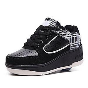 purchase cheap 81ef5 086d2 Vous vous demandez encore quelles sont les meilleures chaussures à  roulettes du marché. Voici un autre modèle que nous recommandons dans ce  comparatif ...