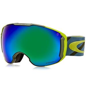 Le modèle de masque de ski Oakley Airbrake est un masque à écran sphérique,  très confortable. Sa monture s adapte à toute forme de visage. 8aa8f4e2ba2e