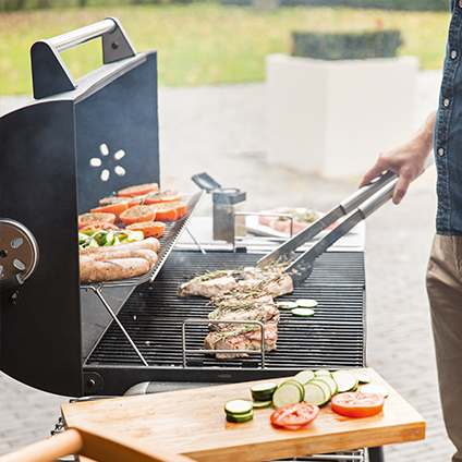 TOP 6 ▷ Barbecue ou Fumoir Comparatif 【2020 】 Meilleur