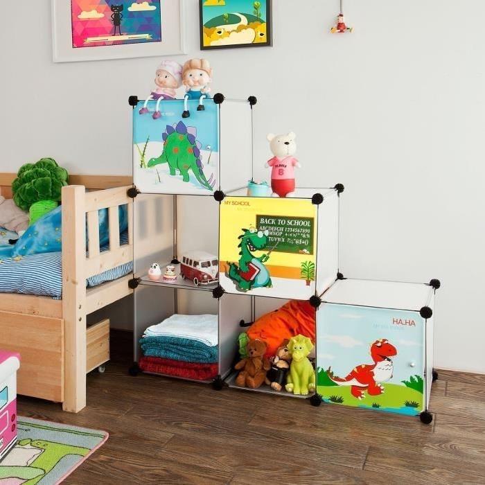 classement guide d achat top meubles de rangement pour enfant en oct 2018. Black Bedroom Furniture Sets. Home Design Ideas