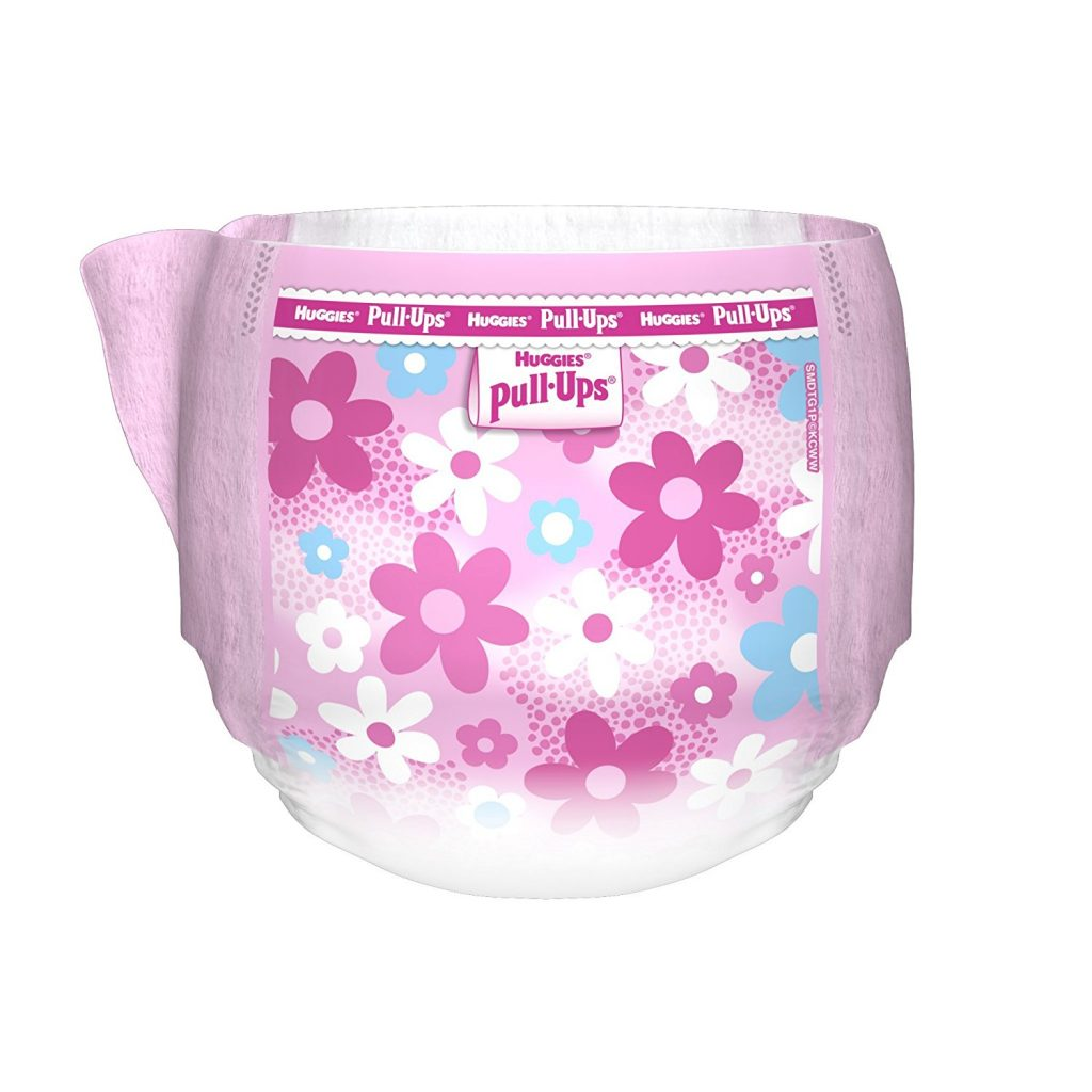 Couche Culotte Huggies Pull Ups Fille Taille 5 Avis Tests
