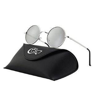 e53bb58612 Ces lunettes ont des verres ronds avec un diamètre de 47 mm avec un pont de  22 mm. La particularité de ces lunettes est qu'elles sont faites avec un  verre ...