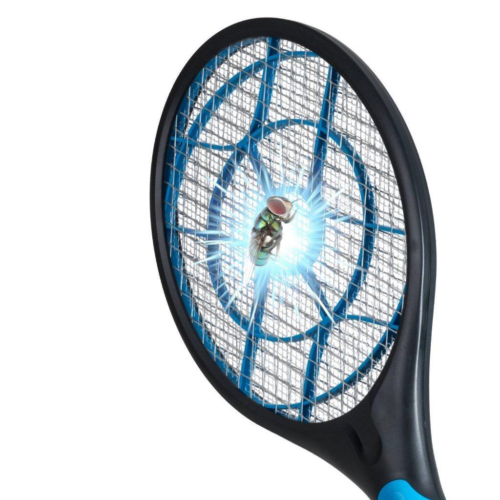 tue mouche lectrique raquette anti insectes avis tests et prix en juin 2019. Black Bedroom Furniture Sets. Home Design Ideas