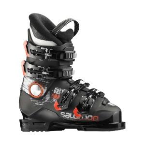 bleu turquoise et noir chaussure ski salomon ghost