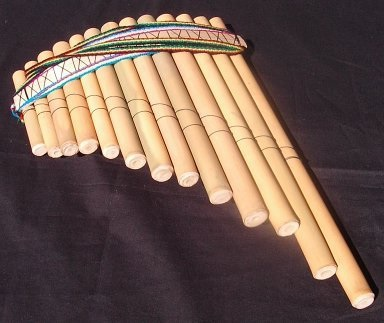 Flute De Pan — Vila \