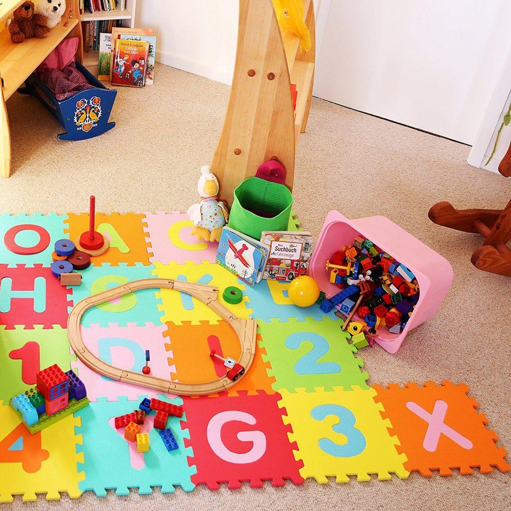 Tapis De Motricité Pas Cher ▷ classement & guide d'achat : top tapis pour bébés en avr