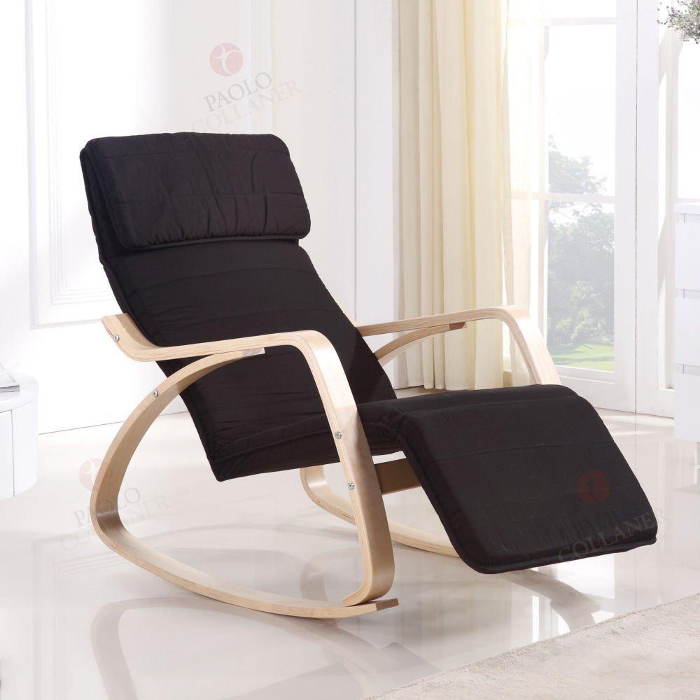 les meilleurs fauteuils scandinaves bascules comparatif en nov 2018. Black Bedroom Furniture Sets. Home Design Ideas