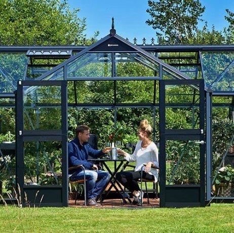 ▷ Les Meilleures Serres De Jardin En Verre | Comparatif En ...