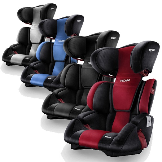si ge auto groupe 2 3 recaro milano avis tests prix. Black Bedroom Furniture Sets. Home Design Ideas