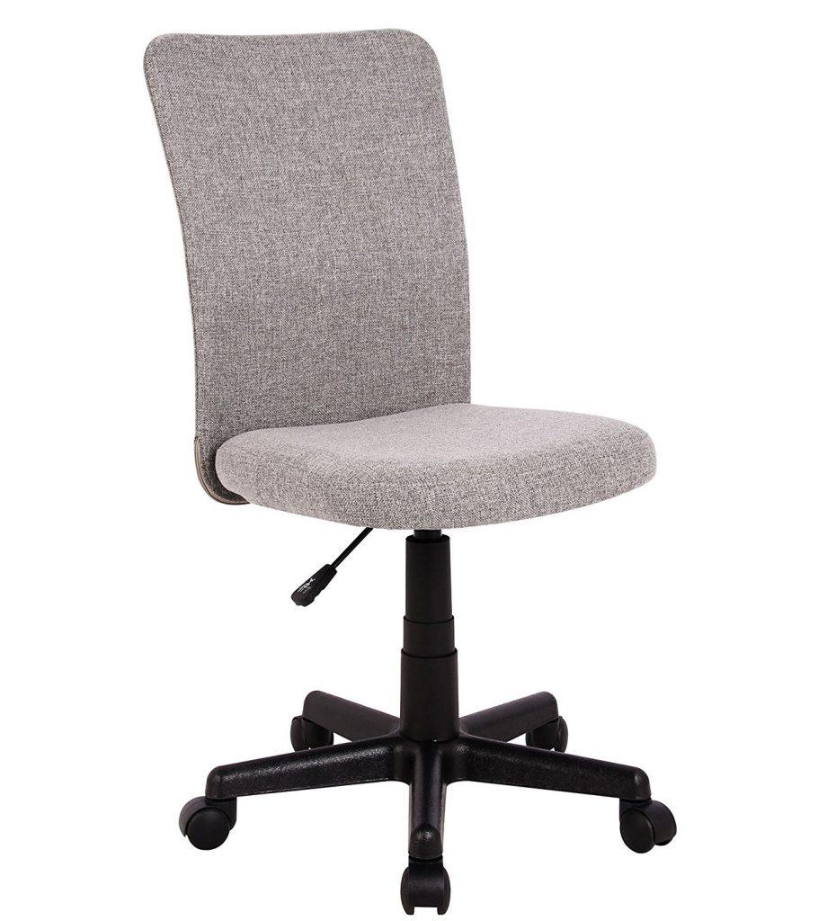 les meilleures chaises de bureau grises comparatif en oct 2018. Black Bedroom Furniture Sets. Home Design Ideas
