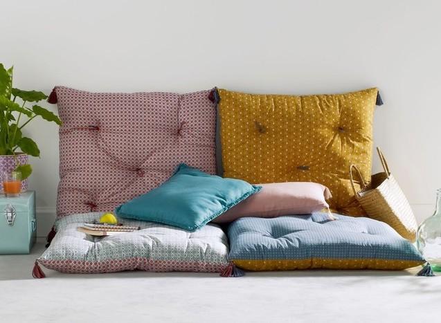 classement guide d achat top coussins de sol en nov 2018. Black Bedroom Furniture Sets. Home Design Ideas