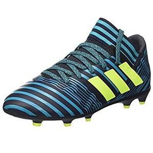 d36fc7e79cc La chaussure de foot Adidas Nemeziz 17.3 FG c est tout d abord une chaussure  de foot destinée pour les enfants. De plus