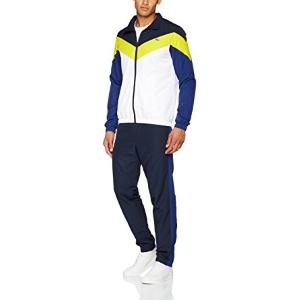 Lacoste WH7998 est une tenue de sport pour homme. Elle a été fabriquée à  partir du polyester. Cet élément constitutif est apprécié grâce à sa  résistance ... 10c178476c4
