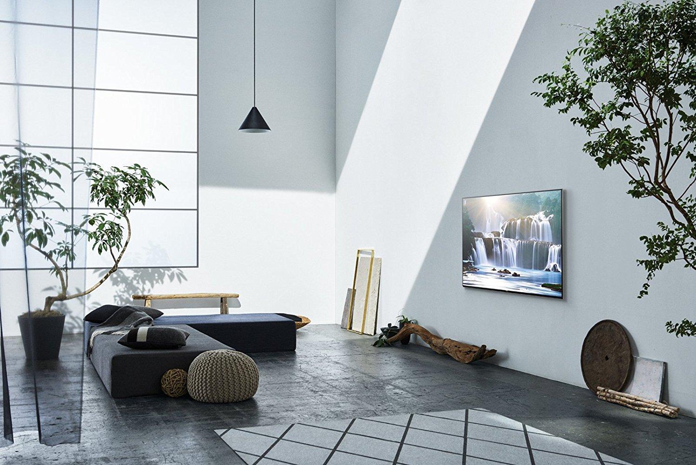 les meilleurs tv 4k 65 pouces comparatif en ao t 2018. Black Bedroom Furniture Sets. Home Design Ideas