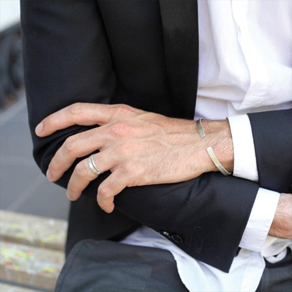 7b66c79d71b ▷ Classement   Guide d achat   Top bracelets en argent pour homme ...