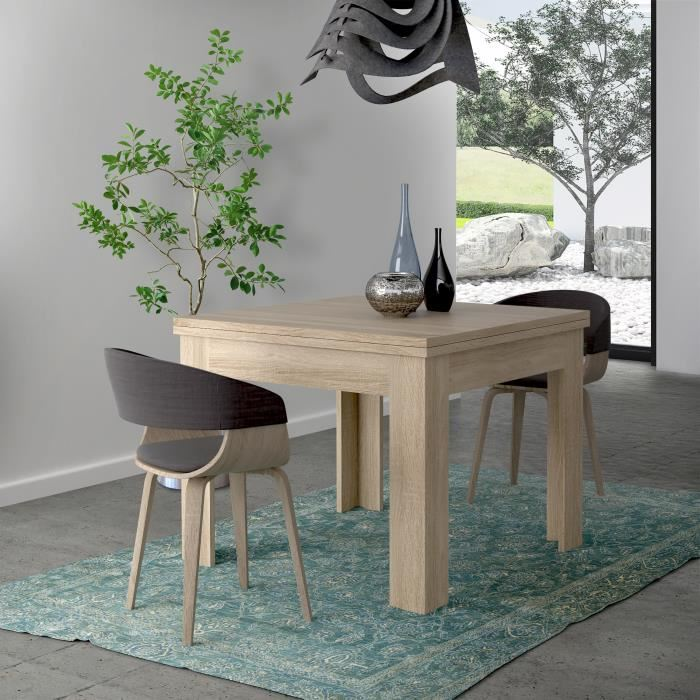 Table A Manger Carree Extensible.Classement Guide D Achat Top Tables Carrees