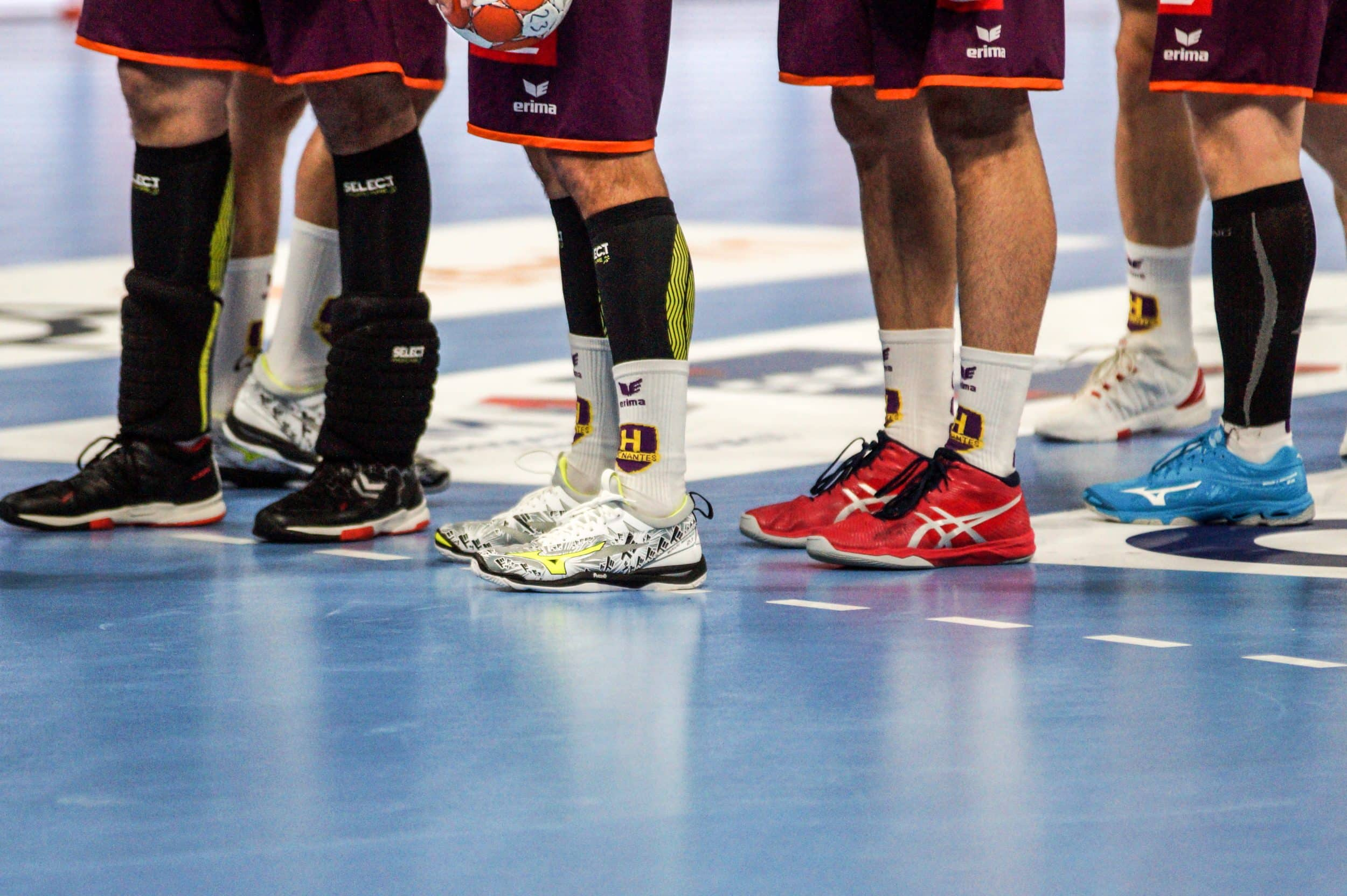 Hb Homme Handball Adidas Spezial Performance Indoor